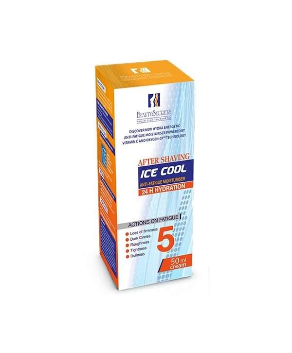 Lotiune dupa ras racoritoare ( After Shave ) ICE COOL beauty secrets