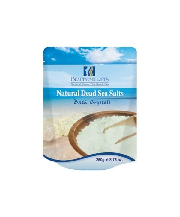 Sare de la Marea Moarta naturala beauty secrets