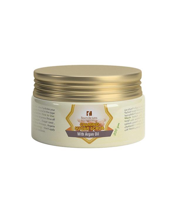 Imagine caracteristică a ulei de argan pentru corp